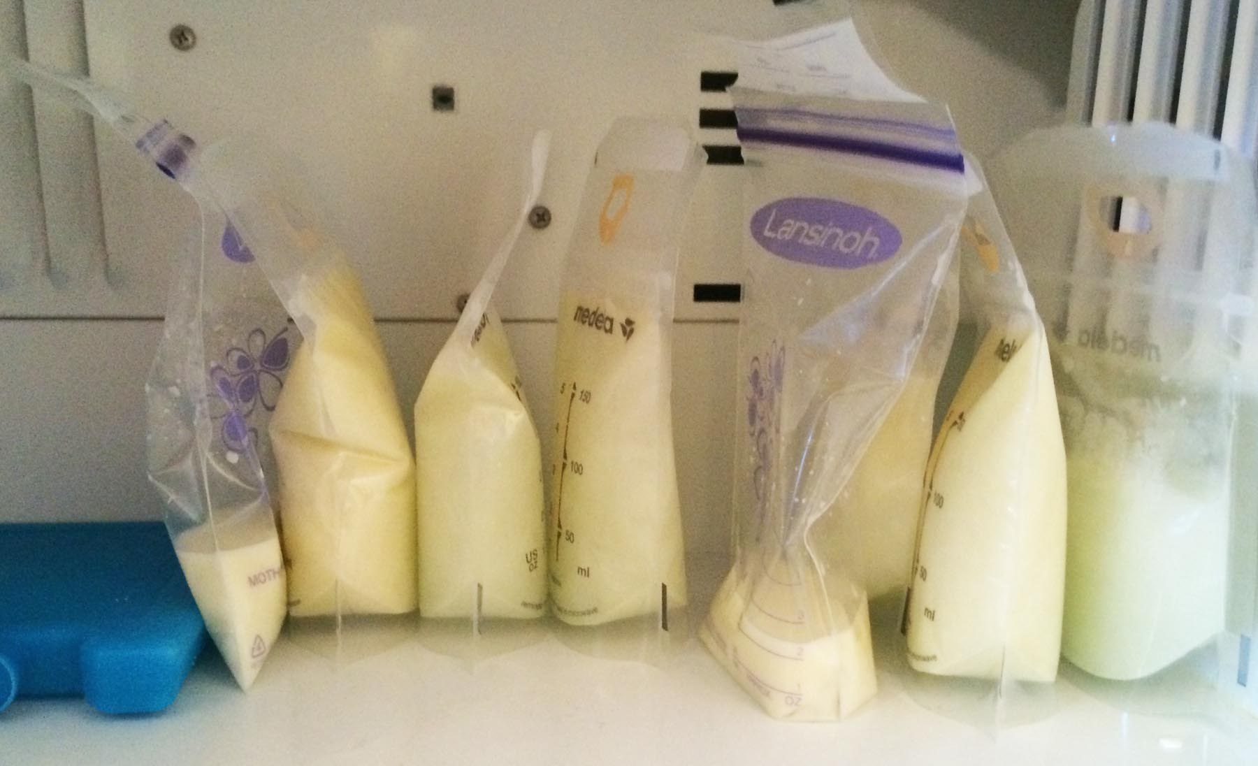 breast milk in non mother