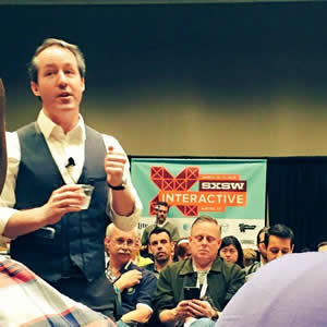 Dan Ward Speaking at SXSW